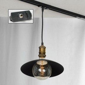 Трековый светильник однофазный Lussole LOFT Track Lights LSP-9670-TAB