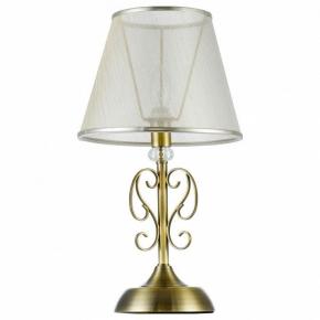 Настольная лампа Freya Driana FR2405-TL-01-BS