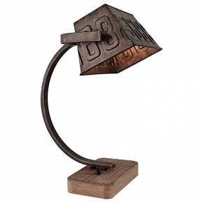 Настольная лампа Lussole Loft GRLSP-0511