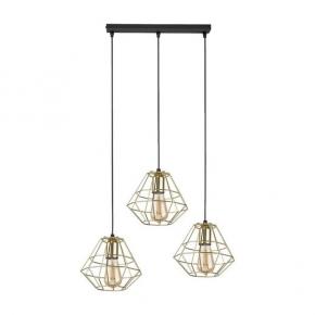 Подвесной светильник Diamond Gold 4111