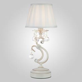Интерьерная настольная лампа 12075 12075/1T белый Strotskis настольная лампа