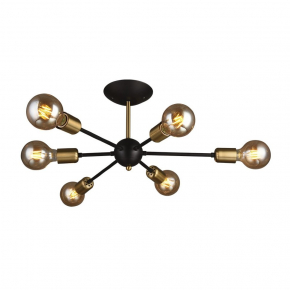 Настенно-потолочный светильник ЭРА Кантри НБО 03-60-021