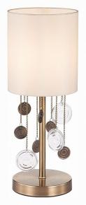 Настольная лампа декоративная EVOLUCE Sevilla SLE107934-01
