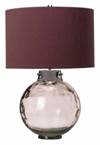 Настольная лампа декоративная Elstead Lighting Kara DL-KARA-TL-SMOKE