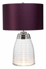 Настольная лампа декоративная Elstead Lighting Milne QN-MILNE-TL-AUB