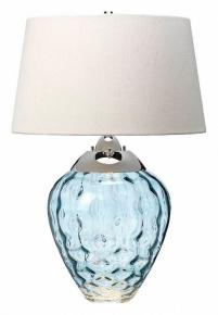 Настольная лампа декоративная Elstead Lighting Samara QN-SAMARA-TL-BLU