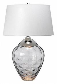Настольная лампа декоративная Elstead Lighting Samara QN-SAMARA-TL-SMK