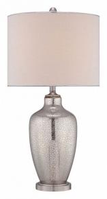 Настольная лампа декоративная Quoizel Nicolls QZ/NICOLLS