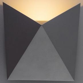 Настенный светильник Arte Lamp 1609 A1609AP-1GY
