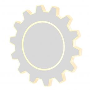 Настенный светодиодный светильник Elektrostandard Gear L LED белый MRL LED 1100 4690389125379