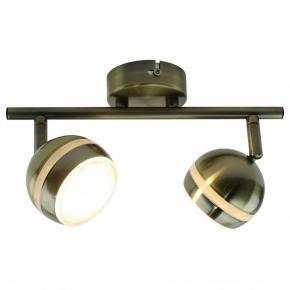 Настенно-потолочный светильник Arte Lamp Venerd A6009PL-2AB