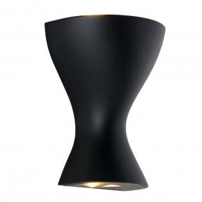 Настенный светодиодный светильник Elektrostandard Eos MRL LED 1021 чёрный 4690389149917