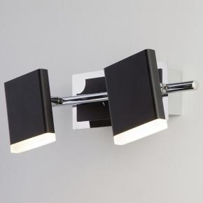 Настенный светильник Eurosvet 20000/2 черный 10W