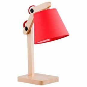 Настольная лампа Alfa Joga Red 22248