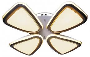Потолочная светодиодная люстра Ambrella light Orbital Granule FG1012/4 WH/SL 274W D815