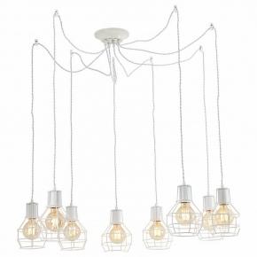 Подвесная люстра Arte Lamp A9182SP-8WH