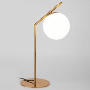 Настольная лампа Eurosvet Frost 01082/1 латунь