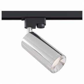 Трековый светильник Maytoni Track TR004-1-GU10-CH
