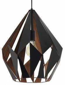 Подвесной светильник Eglo Carlton 1 49878