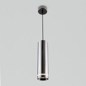 Подвесной светодиодный светильник Elektrostandard DLR023 12W 4200K черный жемчуг 4690389167867