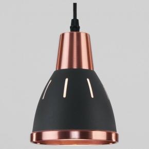 Подвесной светильник Eurosvet Nort 50173/1 черный