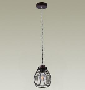Подвесной светодиодный светильник Lumien Hall Avila LH4110/1PC-CR-BL