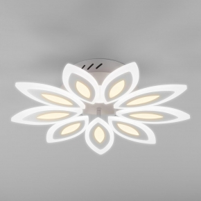 Потолочный светодиодный светильник Eurosvet Kabuki 90158/9 белый