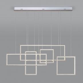 Подвесной светодиодный светильник Eurosvet Direct 90178/5 сатин-никель