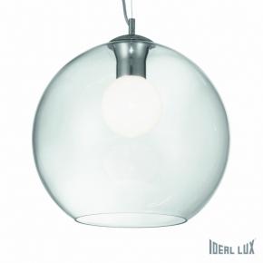 Подвесной светильник Ideal Lux Nemo Sp1 D40 Trasparente 052816