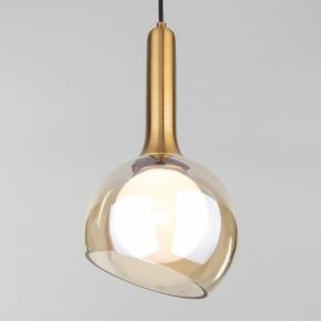 Подвесной светильник Eurosvet Fantasy 50188/1 янтарный