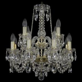Подвесная люстра Bohemia Art Classic 11.11 11.11.8+4.165.2d.Gd.Sp
