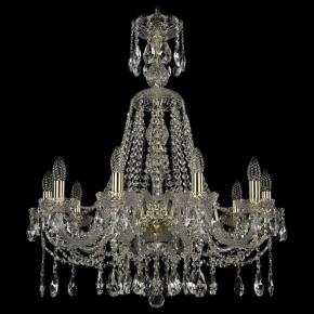 Подвесная люстра Bohemia Art Classic 11.12 11.12.10.240.XL-78.Gd.Sp