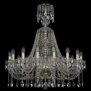 Подвесная люстра Bohemia Art Classic 11.12 11.12.16.300.XL-94.Gd.Sp