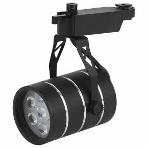 Трековый светильник  TR3 - 7 BK