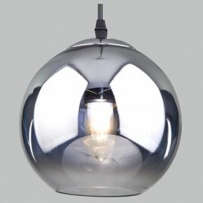 Подвесной светильник Eurosvet Rowan 50200/1 дымчатый