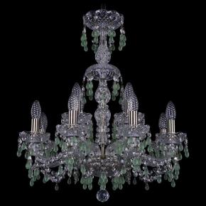 Подвесная люстра Bohemia Art Classic 11.24 11.24.8+4.200.XL-64.Br.V5001