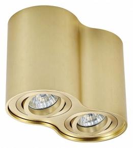 Накладной светильник Zumaline Rondoo 50407-GD