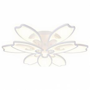 Накладной светильник Ambrella Original 4 FA579/6+3 WH белый 162W 700*640*120 (ПДУ РАДИО 2.4G)