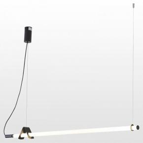 Подвесной светодиодный светильник Lussole Loft Pickens LSP-8394