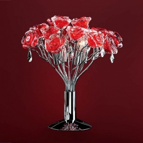 Настольная лампа Rosa Rosso EL325T04.2
