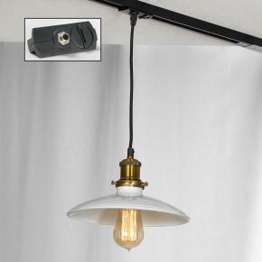 Трековый светильник однофазный Lussole LOFT Track Lights LSP-9605-TAB