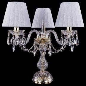 Настольная лампа Bohemia Ivele 1406L/3/141-39/G/SH13-160
