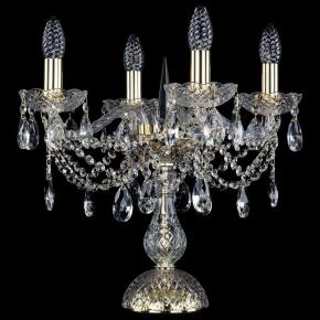 Настольная лампа декоративная Bohemia Art Classic 11.21 12.21.4.141-37.Gd.Sp