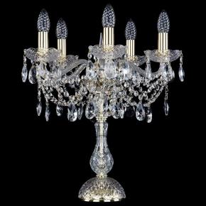 Настольная лампа декоративная Bohemia Art Classic 11.21 12.21.5.141-45.Gd.Sp