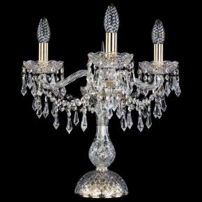 Настольная лампа декоративная Bohemia Art Classic 11.23 12.23.3.141-37.Br.Dr