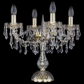 Настольная лампа декоративная Bohemia Art Classic 11.23 12.23.4.141-37.Gd.Dr