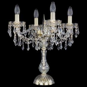 Настольная лампа декоративная Bohemia Art Classic 11.23 12.23.4.141-45.Gd.Dr