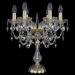 Настольная лампа декоративная Bohemia Art Classic 11.25 12.25.6.141-45.Gd.Sp
