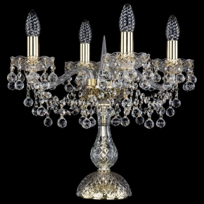 Настольная лампа декоративная Bohemia Art Classic 11.26 12.26.4.141-37.Gd.B