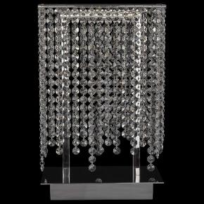Настольная лампа декоративная Bohemia Ivele Crystal Remini 1 S500.L1.25.B.4000